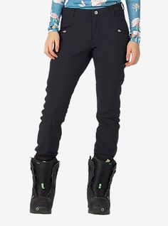 Shop the Burton Ivy Pant along with more Women's Winter Pants and Outerwear from Winter 16 at Burton.com