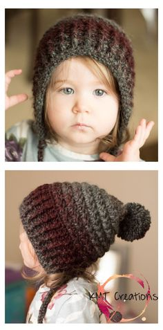 The Cora Hood | Crochet Pattern | SIzes: Toddler, Child, Teen and Adult