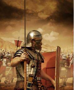 The Roman Empire Ancient Rome, Ancient Greece, Ancient History, Military Art, Military History, Imperial Legion, Art Roman, Rome Antique, Roman Warriors