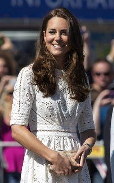 Kate Middleton Photos - The Royal Couple Celebrates Easter Early — Part 2 - Zimbio