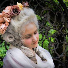 Rokoko. Prinzessin Lamballe  #rokoko #rococo #french #französisch #princess #lamballe #royalty #historical #historisch #history #portrait #wig #wigstyling #hair #hairstyle #makeup #maskenbildner #makeupartist #Perücke #fotografie #porträt #sony #sonyalpha #locken #wellen