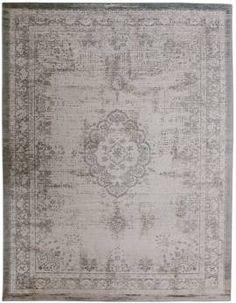 #Vintage-Teppich | #beige #braun #silber #grau | #Orientteppich #Teppich #gefärbt #gewebt #sand #trend #wohnen #esszimmer #wohnzimmer #arbeitszimmer #bodenbelag - Bild vergrößern