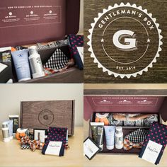 Gentlemans Box delivers a mystery to your doorstep. Some of the greatest men have lived a little mysteriously – shouldnt you?