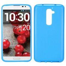 Funda LG G2 - Gel Azul  $ 42,11