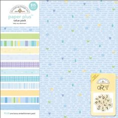 "Paper Plus Assortment Pack 12""X12""-Baby Boy Doodlebug Design http://www.amazon.com/dp/B002WGDMMI/ref=cm_sw_r_pi_dp_pQK8ub15RAKTF"