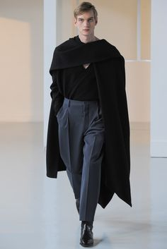 Lemaire - Fall 2015 Menswear