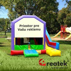 Reklamné skákacie hrady. Zákazková výroba. Park, Parks