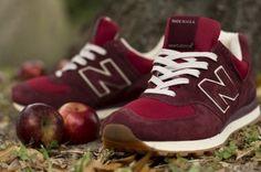 How do you like 'dem apples?  New Balance 574
