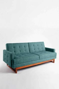 10 Stylish Futons That Don't Suck via Brit + Co.