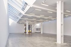 Architecture and Interiors: Lisson Gallery New York by Studio MDA and Studio…