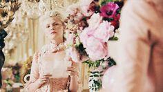 Marie Antoinette, as played by Kirsten Dunst.