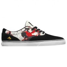 Provost Slim Vulc X Mouse shoes for men by Emerica.
