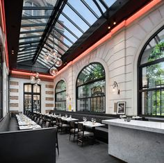 Proyectos: Café Artcurial en París
