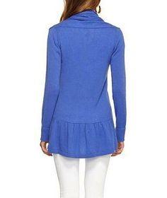 Lilly Pulitzer Resort '13- Bryn Cardigan in Iris Blue