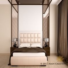 A smartly designed bedroom is not just about putting a designer bed and being fabrics. In fact, a smart bedroom evokes the spirit of the person who lives in it.It is   about keeping the Right Thing at Right Place for the Right Person without compromising with comfort and beauty. madscreations.in