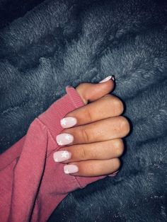 Fashionable Outfits Simple Acrylic Nails, Summer Acrylic Nails, Best Acrylic Nails, Acrylic Nail Designs, Simple Nails, Star Nail Designs, Short Gel Nails, Acylic Nails, Star Nails