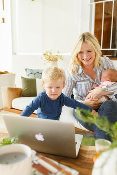 Taking Care of The Kids with Doctor On Demand - Emily Henderson