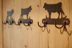 Alpine details - Cow - Kuehe - Kuh.  Bavaria. Repinned by www.mygrowingtraditions.com