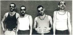 Chocadelia Internacional - foto de la formación original circa 2000, de Axell Well.