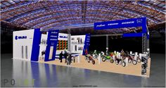 Bajaj Fuar Standı / Exhibition Stand Design
