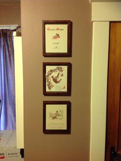Nursery on pinterest curious george nurseries and baby for Curious george bedroom ideas