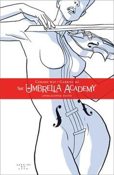 Gerard Way | The Umbrella Academy