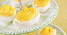 Recette de Œufs Mimosa light . Facile et rapide à réaliser, goûteuse et diététique. Ingrédients, préparation et recettes associées.
