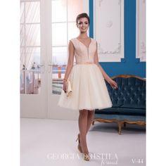 Βραδινό φόρεμα Powder - Georgia Dristila Formal