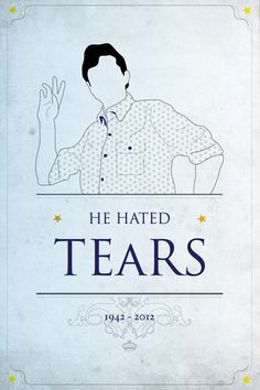 Tribute Poster - Rajesh Khanna {29 December 1942 – 18 July 2012}