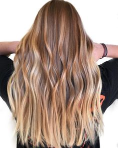 Check out these beautiful light brown hair colors & you'll never want to go blonde again! We show gorgeous light brown hair shades for every skin tone. Brown To Blonde Ombre Hair, Blonde Dye, Golden Brown Hair, Light Brown Hair, Light Hair, Blonde Color, Brown Skin, Dark Brown, Balayage Ombré