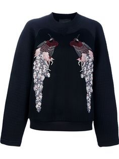 PROENZA SCHOULER Embroidered Sweatshirt