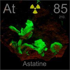 Astato Elemento quimico - 85