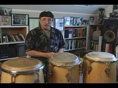 How to Play Conga Drums : Conga Drumming Practice Exercises - YouTube