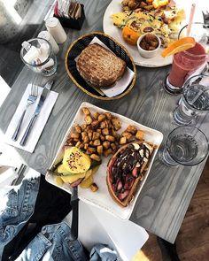 Your best days always start with brunch ✨  by mxhxle