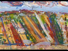 Goondiwindi Study V 2013 by Joe Furlonger. Pastel, gouache on paper. Australian Painters, Gouache, Joseph, Pastel, Study, Abstract, Drawings, Painting, Collection