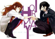 Hori Kyouko & Miyamura Izumi   Horimiya #anime