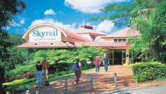 Skyrail Rainforest Cableway - Cairns