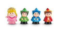 Toddler Toys: Disney Fisher-Price Little People Princesses Sets