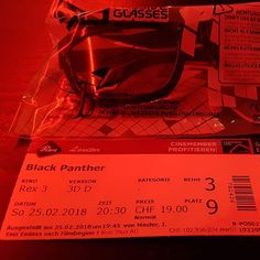 How to spend an evening in #thun #blackpanther  @blackpanther  #ndwrsworld