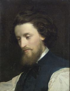 Telepy, Károly | Self-Portrait | C. 1850 | Oil , Canvas 48 x 37,5 cm Inv.: 7607 Oil , Canvas 47,3 x 60,6 cm | Inv.: 6833