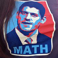 What escapes Paul Ryan? MATH