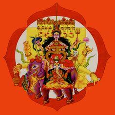 Hindus, Ayurveda, Indiana