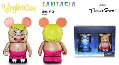 Faun (Series #2) by Thomas Scott #Vinylmation #Fantasia #Disney