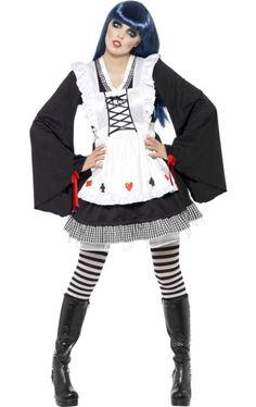 Halloween Alice Costume