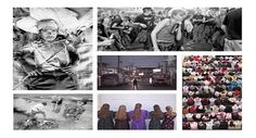 Son realidades lejanas en tiempo y distancia todas ellas detenidas en las series fotográficas premiadas en el extinto Premio de Periodismo Cultural Fernando Benítez
