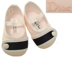 Baby Dior shoes to die for!!