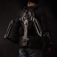 gimbal support on sale at reasonable prices, buy TILTA MAX ARMOR-MAN Ultimate Steadicam Steaycam Gimbal Support load Vest + Arm + Case from mobile site on Aliexpress Now! Ronin M, Dji Ronin, Tattoos Bras, Cyberpunk, Armadura Cosplay, Mechanical Design, Marvel Cinematic Universe, Science Fiction, Sci Fi