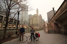 The North Loop Ride. A Chicago Adventure to Remember. — Bike Overnights