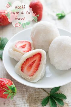Vols pas chers vers Japon. Easy Japanese Recipes, Japanese Dishes, Japanese Sweets, Japanese Food, Asian Recipes, Desserts Japonais, Cute Food, Yummy Food, Dessert Chef