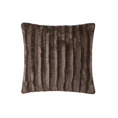 Madison Park York Square Throw Pillow 4-Color Option